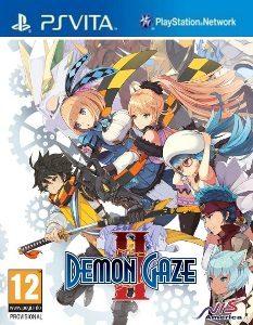 Demon Gaze II (NoNpDrm) [PSVita] [USA] [MF-MG-GD]