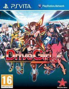 Drive Girls (NoNpDrm) [PSVita] [USA] [MF-MG-GD]