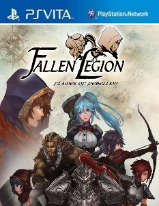 Fallen Legion: Flames of Rebellion (NoNpDrm) [PSVita] [USA] [MF-MG-GD]