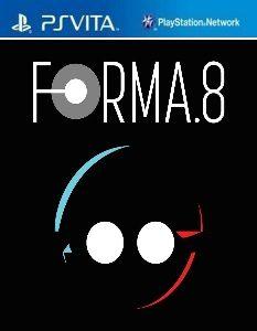 Forma.8 (NoNpDrm) [PSVita] [USA/EUR] [MF-MG-GD]