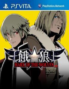 Garou: Mark of the Wolves (Mai/3.60) [PSVita] [USA] [MF-MG-GD]