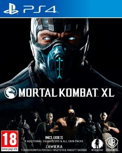 Mortal Kombat XL [PKG] [PS4] [EUR] [MF-MG-GD]