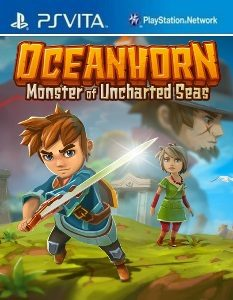 Oceanhorn: Monster of Uncharted Seas (NoNpDrm) [PSVita] [USA] [MF-MG-GD]