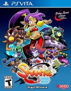 Shantae: Half-Genie Hero (Mai/3.60) [PSVita] [USA] [MF-MG-GD]