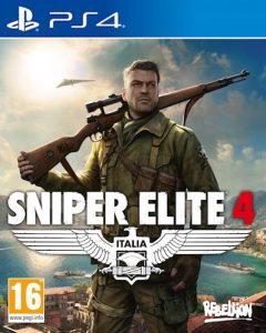 Sniper Elite 4 [PS4] [PKG] [USA] [MF-MG-GD]
