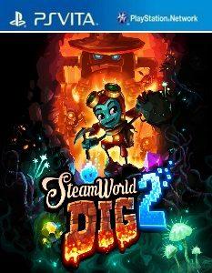 SteamWorld Dig 2 (NoNpDrm) [PSVita] [USA/EUR] [MF-MG-GD]