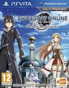 Sword Art Online: Hollow Realization (Mai/3.60) (UPDATE) [PSVita] [USA] [MF-MG-GD]