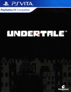 Undertale (NoNpDrm) (UPDATE) [PSVita] [USA/EUR] [MF-MG-GD]