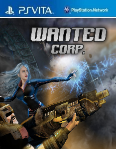Wanted Corp. (NoNpDrm) [PSVita] [EUR] [MF-MG-GD]
