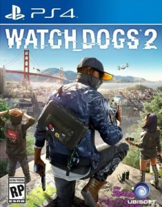 Watch Dogs 2 [PS4] [PKG] [EUR] [MF-MG-GD]