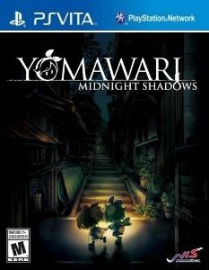 Yomawari: Midnight Shadows (NoNpDrm) [PSVita] [USA] [MF-MG-GD]