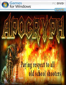 Apocryph: an old-school shooter