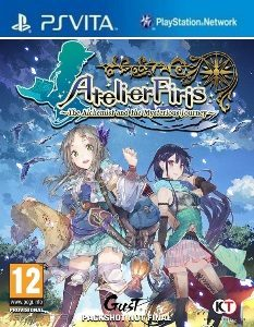 Atelier Firis: The Alchemist and the Mysterious Journey (Mai/3.60) (UPDATE) [PSVita] [USA] [MF-MG-GD]