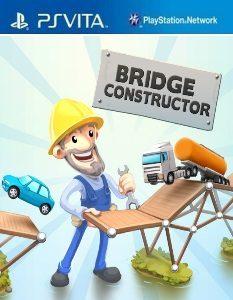 Bridge Constructor (NoNpDrm) [Vita] [EUR] [MF-MG-GD]
