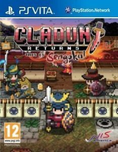 ClaDun Returns: This is Sengoku! (Mai/3.60) [PSVita] [USA] [MF-MG-GD]
