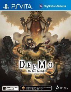 DEEMO: The Last Recital (NoNpDrm) (DLC) [PSVita] [USA] [MF-MG-GD]
