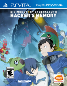 Digimon Story Cyber Sleuth: Hacker's Memory (Mai/3.60) (UPDATE+DLC) [PSVita] [USA] [MF-MG-GD]