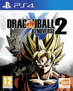 Dragon Ball: Xenoverse 2 [PKG] [PS4] [EUR] [MF-MG-GD]