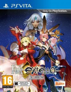 Fate/Extella: The Umbral Star (Mai/3.60) [PSVita] [USA] [MF-MG-GD]