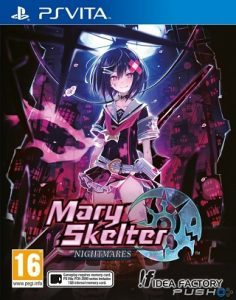Mary Skelter: Nightmares (Mai/3.60) [PSVita] [USA] [MF-MG-GD]