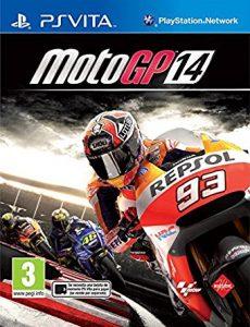 MotoGP 14 (NoNpDrm) [PSVita] [USA] [MF-MG-GD]