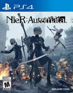 NieR: Automata [PKG] [v1.06] [PS4] [EUR] [MF-MG-GD]