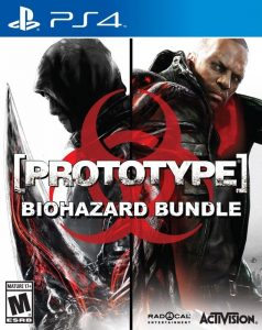 Prototype: Biohazard Bundle [PKG] [PS4] [USA] [MF-MG-GD]