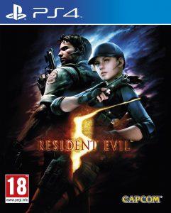 Resident Evil 5 [PKG] [PS4] [USA] [MF-MG-GD]