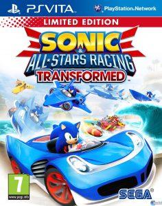 Sonic & All-Stars Racing Transformed (NoNpDrm) (DLC) [PSVita] [USA] [MF-MG-GD]