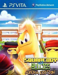 Squareboy vs. Bullies: Arena Edition (NoNpDrm) [PSVita] [USA/EUR] [MF-MG-GD]