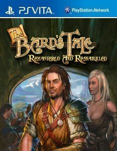 The Bard's Tale: Remastered and Resnarkled (NoNpDrm) [Vita] [USA/EUR] [MF-MG-GD]