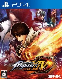 The King of Fighters XIV [PKG] [UPDATE] [PS4] [USA] [MF-MG-GD]