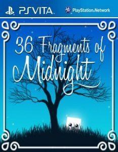 36 Fragments of Midnight (Mai/3.60) [Vita] [EUR] [MF-MG-GD]