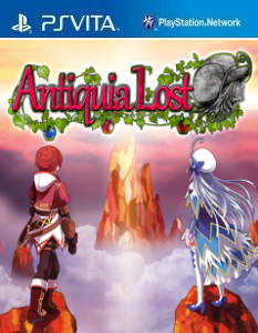 Antiquia Lost (Mai/3.60) [PSVita] [USA] [MF-MG-GD]