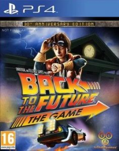 Back to the Future: The Game [PKG] [PS4] [USA] [MF-MG-GD]
