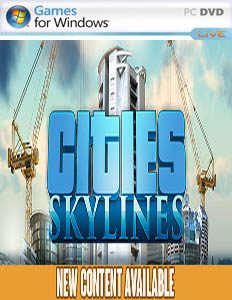 Cities: Skylines – Deluxe Edition v1.10.0-f3 + 24 DLCs