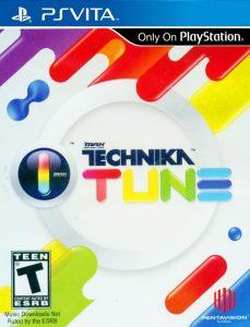 DJMax Technika Tune (NoNpDrm) [PSVita] [USA] [MF-MG-GD]