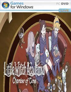 Little Witch Academia: Chamber of Time [Español][2.8GB][Fitgirl Repack]