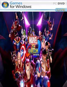 Marvel vs. Capcom: Infinite – Deluxe Edition [Español][Todos los DLCs]