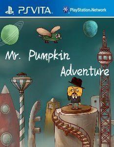 Mr.Pumpkin Adventure (Mai/3.60) [Vita] [USA] [MF-MG-GD]