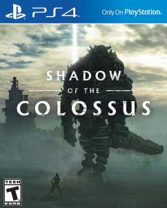 Shadow of the Colossus [PKG] [v1.01+DLC] [PS4] [EUR] [MF-MG-GD]