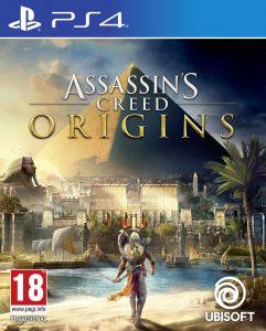 Assassin's Creed Origins [PKG] [PS4] [USA] [MF-MG-GD]