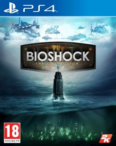 BioShock: The Collection [PKG] [PS4] [EUR] [MF-MG-GD]