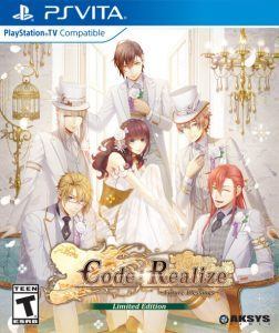 Code: Realize – Future Blessings (Mai/3.60) [PSVita] [USA] [MF-MG-GD]