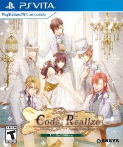 Code: Realize – Future Blessings (Mai/3.60) [PSVita] [USA] [MF-MG-GD]