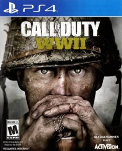 Call of Duty: WWII [PKG] [v1.11] [DLC] [PS4] [USA] [MF-MG-GD]