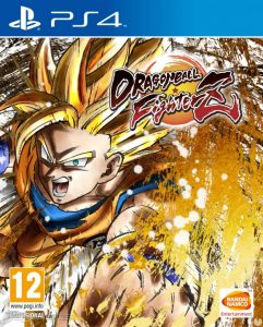 Dragon Ball FighterZ [PKG v1.05] [ALL DLC] [PS4] [EUR] [MF-MG-GD]