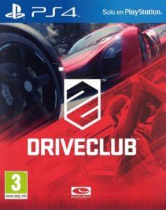 Driveclub [PKG v1.28] [PS4] [EUR] [MF-MG-GD]