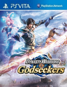 Dynasty Warriors: Godseekers (Mai/3.60) [PSVita] [USA] [MF-MG-GD]