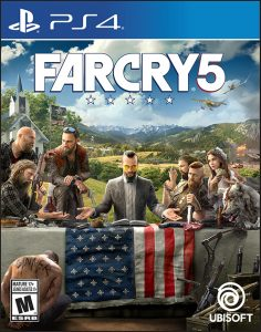 Far Cry 5 [PKG] [PS4] [EUR] [MF-MG-GD]